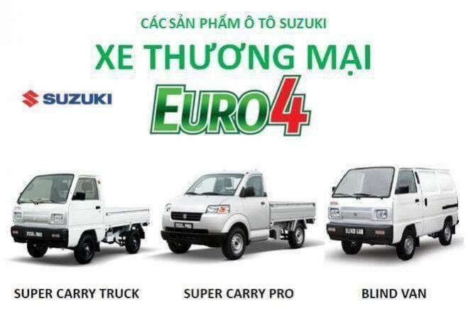 xe tải suzuki 7 tạ